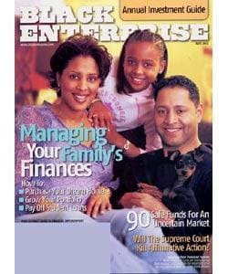 Black Enterprise, 12 issues for 1 year(s)