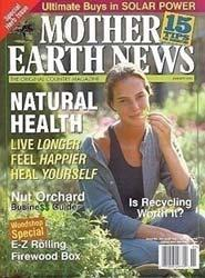 Mother Earth News, 6 issues for 1 year(s)