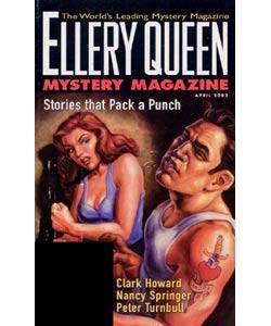 Ellery Queen's Mystery Magazine, 12 issues for 1 year(s)