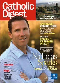 Catholic Digest, 11 issues for 1 year(s)