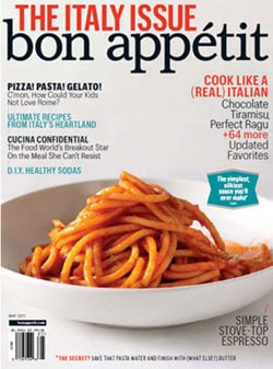 Bon Appetit, 12 issues for 1 year(s)