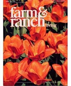 Farm & Ranch Living, 6 issues for 1 year(s)