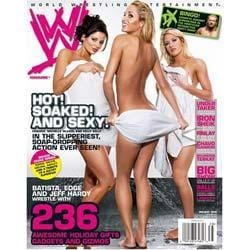 WWE Magazine, 13 issues for 1 year(s)