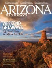 Arizona Highways, 12 issues for 1 year(s)