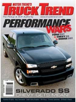 Truck Trend, 6 issues for 1 year(s)