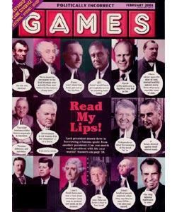 Games Magazine, 10 issues for 1 year(s)