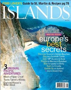 Islands, 8 issues for 1 year(s)