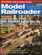 Model Railroader, 12 issues for 1 year(s)