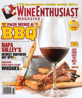 Wine Enthusiast, 13 issues for 1 year(s)