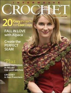 Interweave Crochet, 4 issues for 1 year(s)