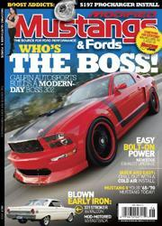 Modified Mustang & Fords, 12 issues for 1 year(s)