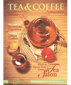 Tea & Coffee Trade Journal, 12 issues for 1 year(s)