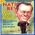 National Review, 25 issues for 1 year(s)