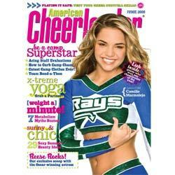 American Cheerleader, 6 issues for 1 year(s)