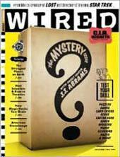 Wired, 12 issues for 1 year(s)