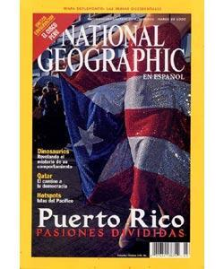 National Geographic en Espanol, 12 issues for 1 year(s)