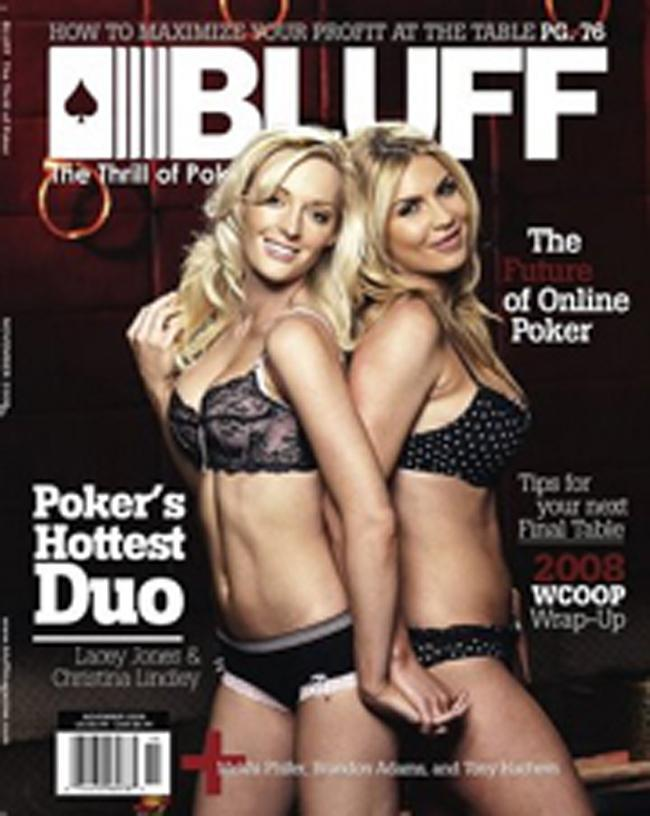 Bluff Magazine, 12 issues for 1 year(s)