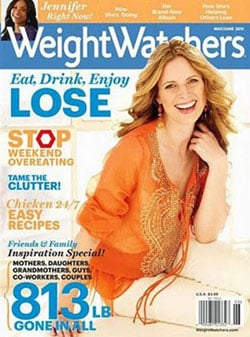 Weight Watchers, 6 issues for 1 year(s)