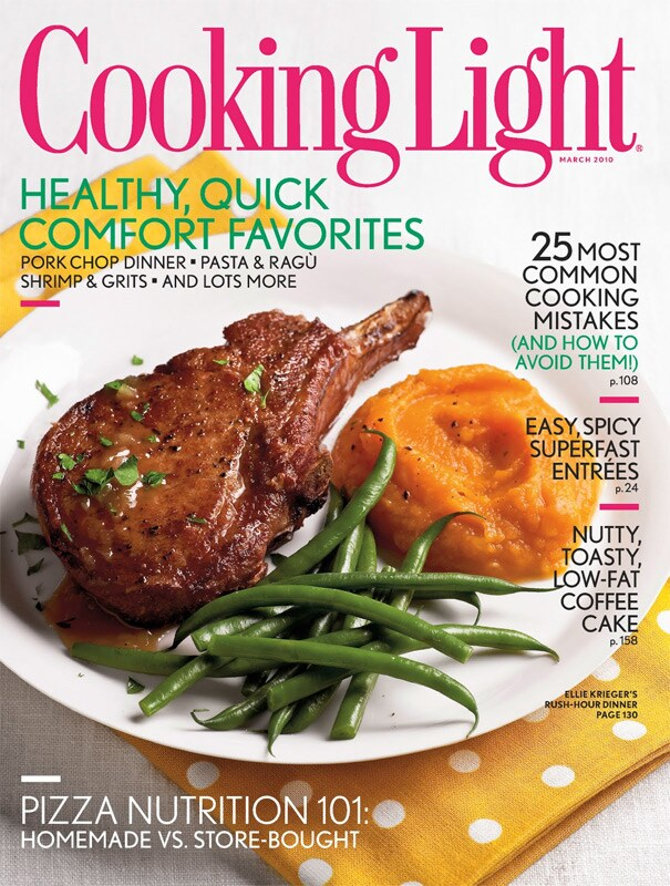 Cooking Light, 12 issues for 1 year(s)