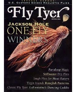 Fly Tyer, 4 issues for 1 year(s)