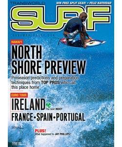 Transworld Surf, 12 issues for 1 year(s)