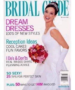 Bridal Guide, 6 issues for 1 year(s)