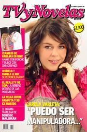 TV Y NOVELAS, 12 issues for 1 year