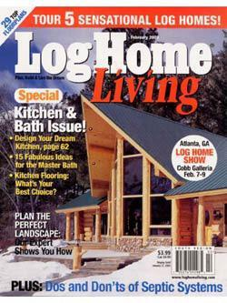 Log Home Living, 12 issues for 1 year(s)