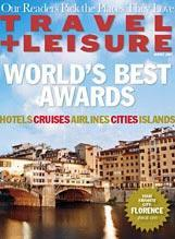 Travel & Leisure, 12 issues for 1 year(s)