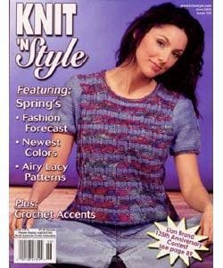 Knit 'N Style, 6 issues for 1 year(s)