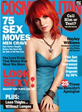 Cosmopolitan, 12 issues for 1 year(s)