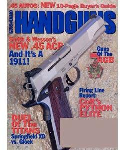Handguns, 6 issues for 1 year(s)