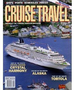 Cruise Travel, 6 issues for 1 year(s)