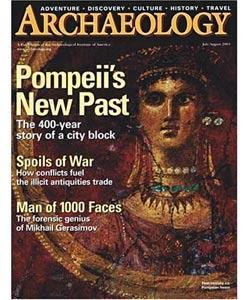 Archaeology, 6 issues for 1 year(s)