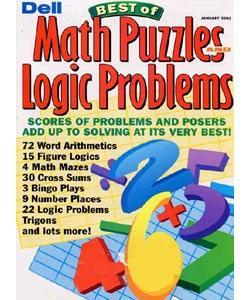 Dell Logic Puzzles, 6 issues for 1 year(s)