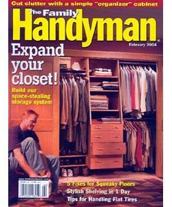 Family Handyman, 10 issues for 1 year(s)