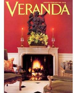 Veranda Magazine, 6 issues for 1 year(s)