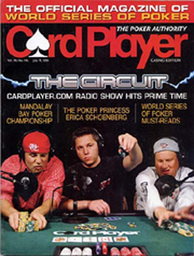 Card Player, 26 issues for 1 year(s)