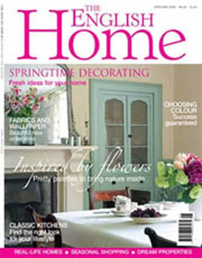 The English Home, 6 issues for 1 year(s)