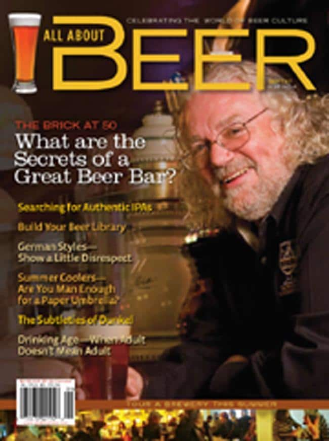 All About Beer, 6 issues for 1 year(s)