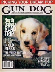 Gun Dog, 7 issues for 1 year(s)