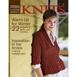 Interweave Knits, 4 issues for 1 year(s)