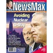 NewsMax, 12 issues for 1 year(s)