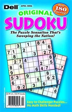 World of Sudoku, 9 issues for 1 year(s)