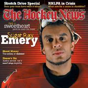 The Hockey News, 34 issues for 1 year(s)