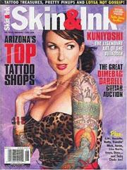 SKIN & INK, 6 issues for 1 year(s)