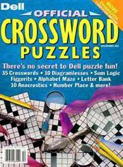 Official Crossword Puzzles, 9 issues for 1 year(s)