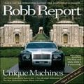 Robb Report, 12 issues for 1 year(s)