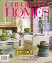 COLORADO HOMES & LIFESTYLES, 9 issues for 1 year(s)