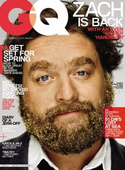 GQ [Gentlemen's Quarterly], 12 issues for 1 year(s)